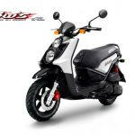 Yamaha lanza la motoneta más cool de México, la BW´S FI