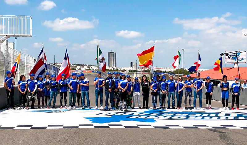 Los campeonatos internacionales de ITALIKA Racing regalaron intensas emociones