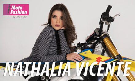 Desde la bella ciudad de Itapetininga llega Nathalia, la tercera participante de Moto Fashion