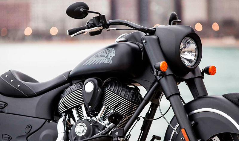 Indian presenta el Power Plus 108, ¡el motor más grande de la firma!