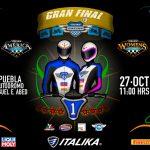 Gran Final de los campeonatos internacionales de ITALIKA Racing