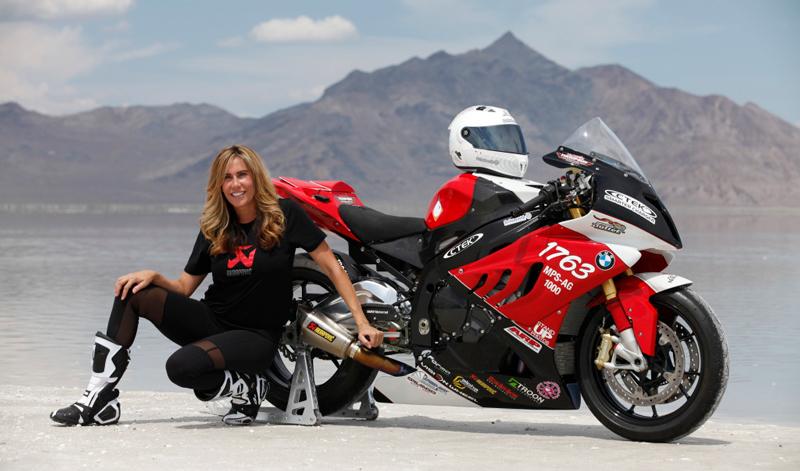 Valerie Thompson, la reina de América en velocidad