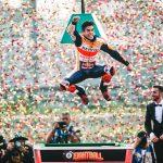 Marc Márquez ya es ocho veces campeón del mundo