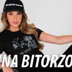 Bella representante de Caracas y de mirada felina, lucirá en las pasarelas de Moto Fashion