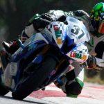 Vibrante semifinal de las motos americanas