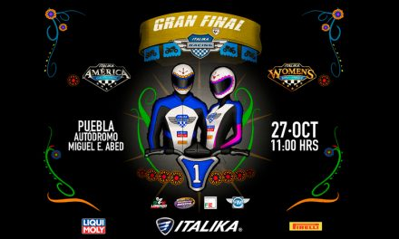 Gran Final de los campeonatos internacionales de ITALIKA Racing
