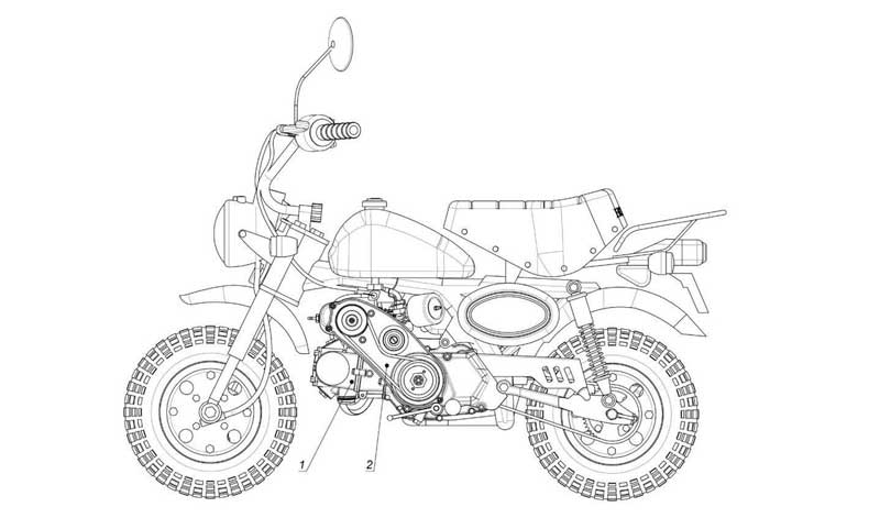 Pequeñas pero poderosas, así son las motocicletas de 50 y 125 cc con turbo