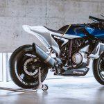 Así es la nueva Concept Bike Vitpilen 701 Aero