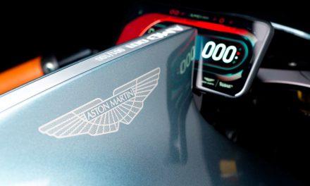 AMB 001, la primera motocicleta de Aston Martin