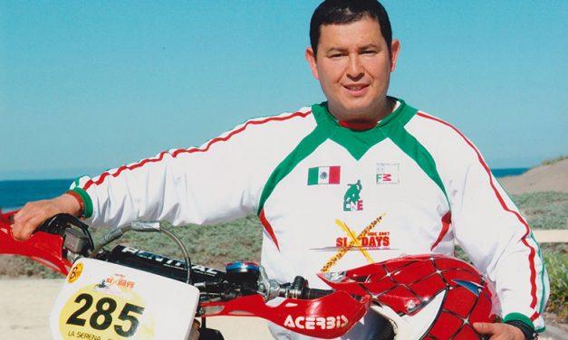 Sergio Cruz Servín, de terrenos sinuosos al mundo empresarial