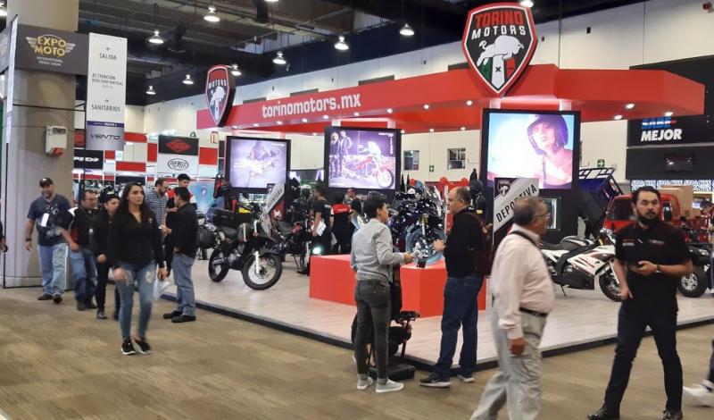 TORINO Motors presenta sus nuevos conceptos en EXPO MOTO