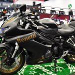 Benelli repite en EXPO MOTO para mostrar de lo que su marca está hecha
