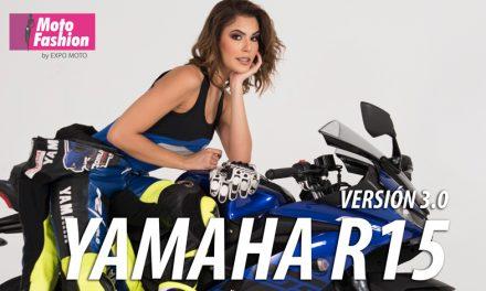De Venezuela a las pasarelas de Moto Fashion, Aimé Patricia Hernández viene decidida a ganar y a ser dueña del título Moto Fashion 2019