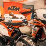 Vive la aventura a bordo de una KTM, presentes en EXPO MOTO 2019