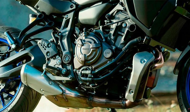 Yamaha Tracer 700, llega completamente renovada en 2020