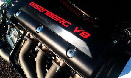 ¡Poder absoluto! Esta moto posee dos motores de Hayabusa