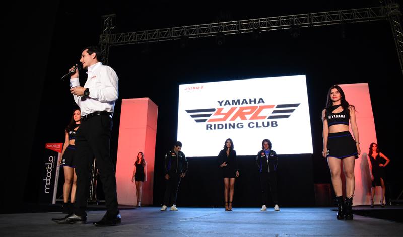 Yamaha impresionó con sus conceptos vanguardistas