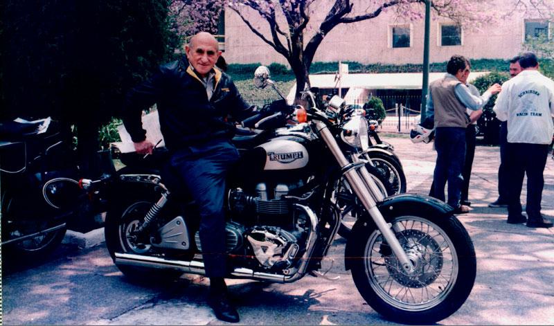 Georges Cojuc Kuzenco, de alma altruista hasta la muerte