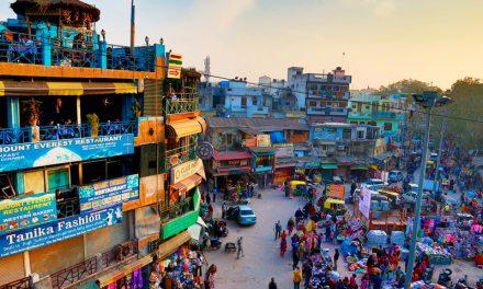 Recorre el país de los maharajás en moto