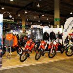 El segmento Off-Road se hace presente en Expo Moto con KTM y Husqvarna