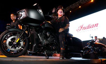 El foro de Expo Moto fue testigo de los lanzamientos de Indian Motorcycle