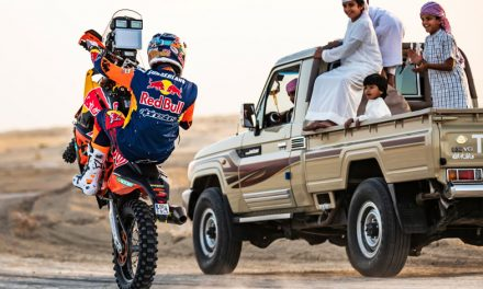 El próximo domingo 5 de enero arranca el Rally Dakar