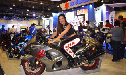 Suzuki presenta tres increibles modelos con los que conquistará el mercado nacional
