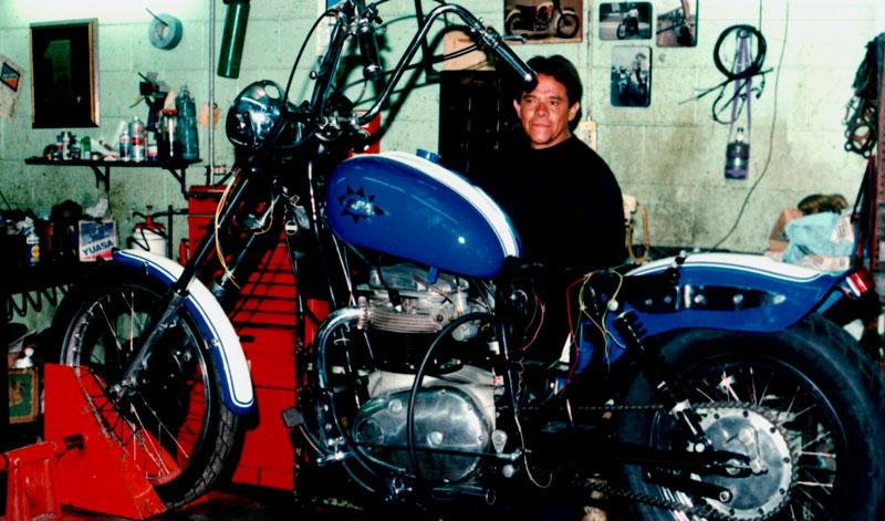 Rafael Recoder Núñez, un verdadero artista de las dos ruedas