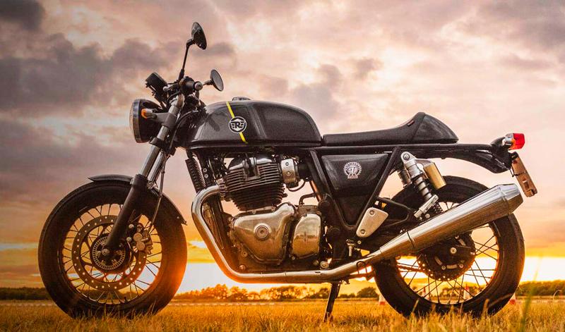 Motos del pasado con estilo y sus diferencias