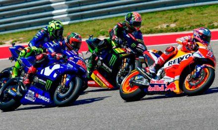 Calendario oficial 2020 de MotoGP