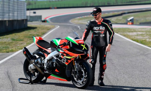 Max Biaggi, un ejemplo de perseverancia