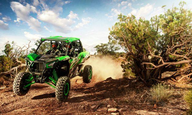 El nuevo Teryx KRX 1000 revoluciona el concepto de la aventura