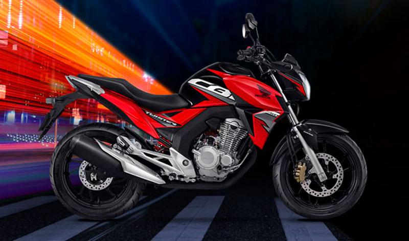 Creada con adrenalina pura, Honda CB Twister 250
