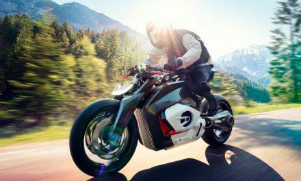 Más motos BMW eléctricas… pero dentro de cinco años