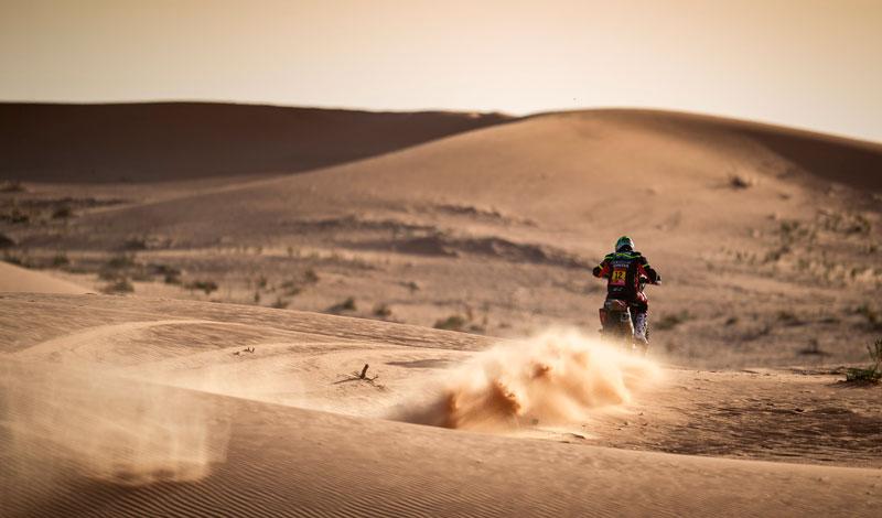 Dakar 2020 de luto
