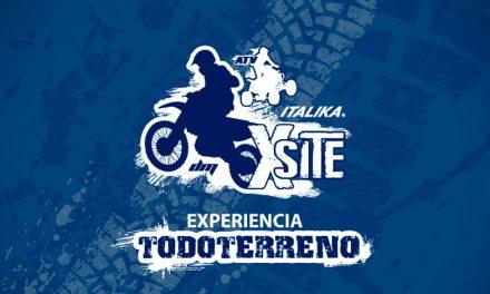 ITALIKA Xsite, una experiencia extrema a bordo de tu DM