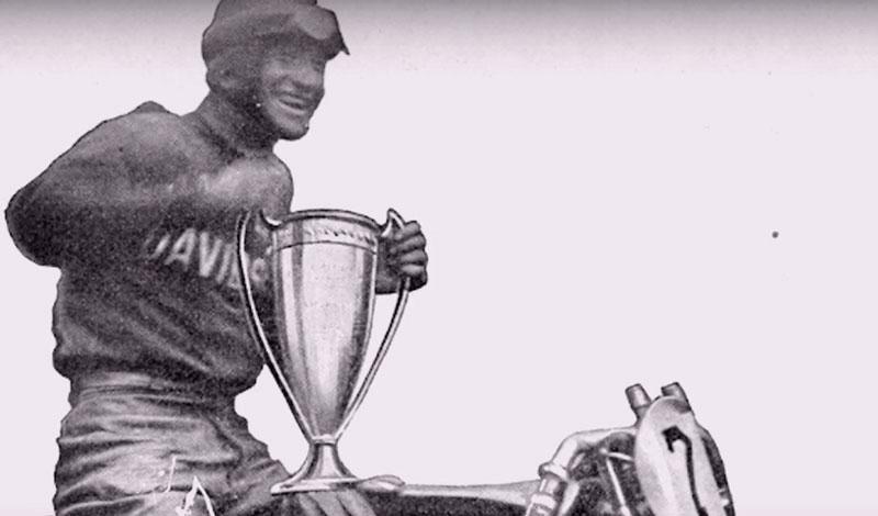 ¿Cómo corrían los pilotos en 1919?