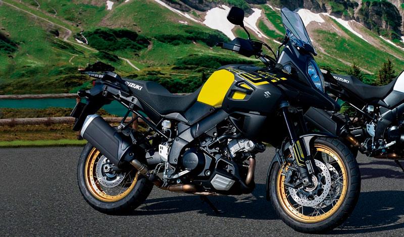 """Suzuki V-Strom 1000: """"El poder es para quien busca romper los límites"""""""