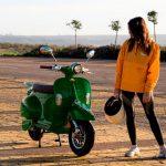 Excelente precio y amigable con el medio ambiente, así es la nueva motocicleta Velca