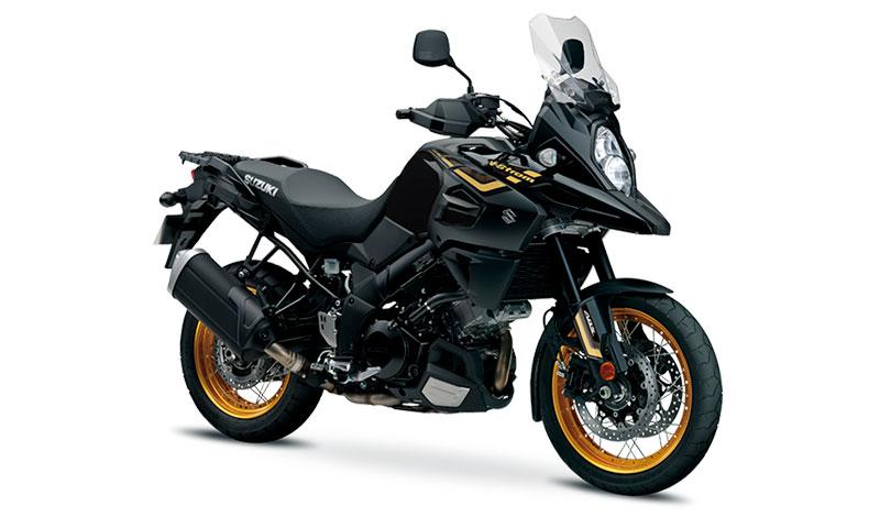 La doble propósito que todos buscaban, Suzuki V-Strom 1000 XT