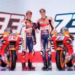 El Repsol Honda presentó su moto para el Campeonato 2020