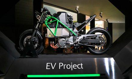 EV Project, la propuesta verde de Kawasaki