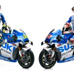 Suzuki presenta su nueva moto para el Campeonato Mundial de MotoGP