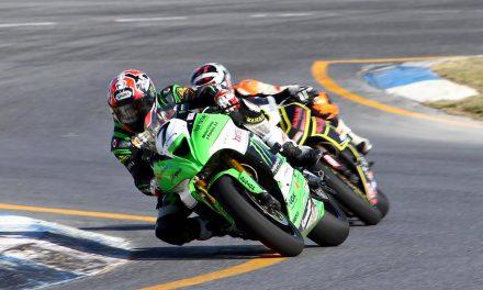 Las motos de MEXBIKE prestas para conquistar el sureste