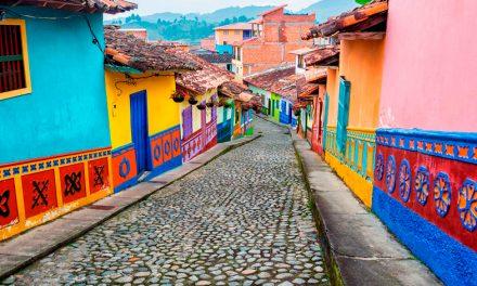 Un poco de Colombia. Parte I