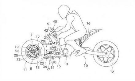 Kawasaki pronto lanzará una moto de tres ruedas