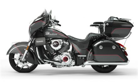 Indian Motorcycle presenta la nueva Roadmaster Elite 2020 con nuevo patrón de pintura de dos tonos inspirado a la medida