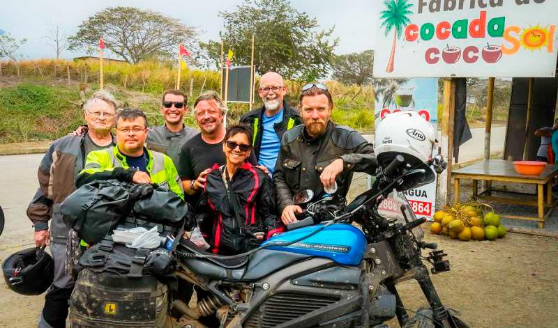Ewan McGregor, una aventura sobre ruedas
