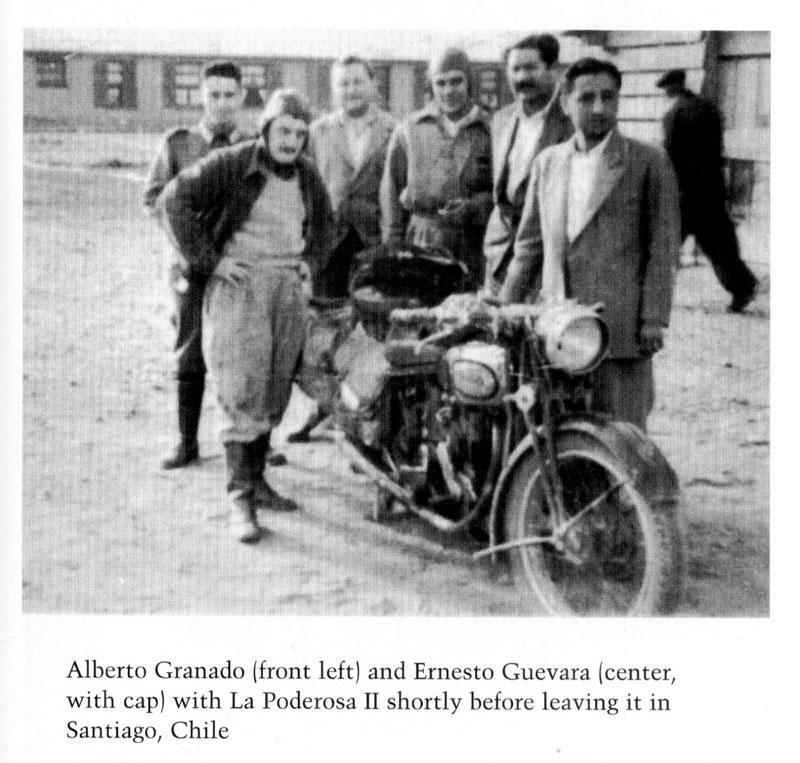 La Mítica Historia De La Moto Del Che Guevara Motociclo