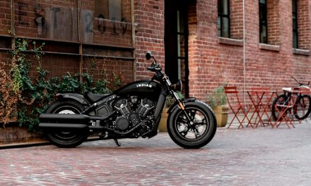 INDIAN MOTORCYCLE aumenta su estilo con la nueva FTR 1200 RALLY